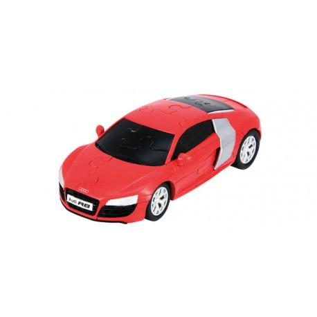 * Herpa 80657120  Puzzle Fun 3D Audi R8, standard