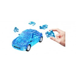 * Herpa 80657071  Puzzle Fun 3D Mini Cooper, transparent