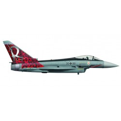 "* Herpa Wings 558198  Luftwaffe Eurofi ghter Typhoon - TaktLwG 71 ""Richthofen"""