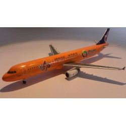 "* Herpa Wings 561549  Air Macau Airbus A321 ""East Asian Games"""