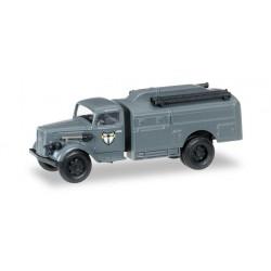 * Herpa Military 745604  Opel Blitz 3-T tank truck of III/JG 27