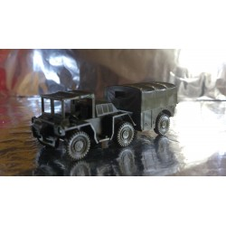 * Herpa Military Gama Goat M 561 6 wheel Drive