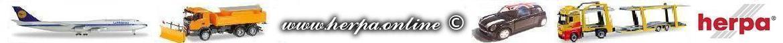 Willkommen bei Herpa Online - Ihr unabhängiger Spezialist Online-Shop